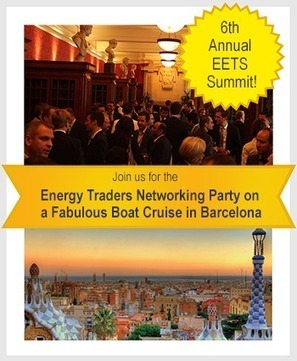 6th Annual EUROPEAN ENERGY TRADING SUMMIT 2013 September 26th – 27th, Barcelona | ALL EVENTS - CARMEN ADELL | Scoop.it