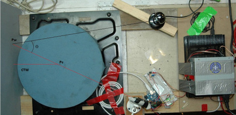 3D scanner made in a day | Arduino, Netduino, Rasperry Pi! | Scoop.it