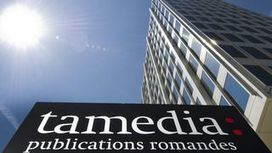 Le groupe de presse Tamedia veut économiser 34 millions de francs | Communication Romande | Scoop.it