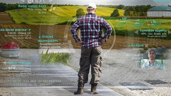 Big Data et machinisme agricole