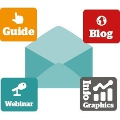 Using email to promote your content marketing   solopreneur - small business advice   Scoop.it