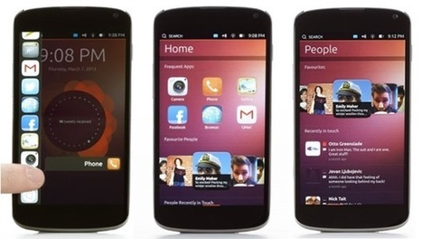 Ubuntu Touch dévoilé sur un smartphone Meizu au MWC ? | Ubuntu French Press Review | Scoop.it