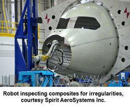 Robots in Aerospace Applications | Ingeniería & Diseño | Scoop.it