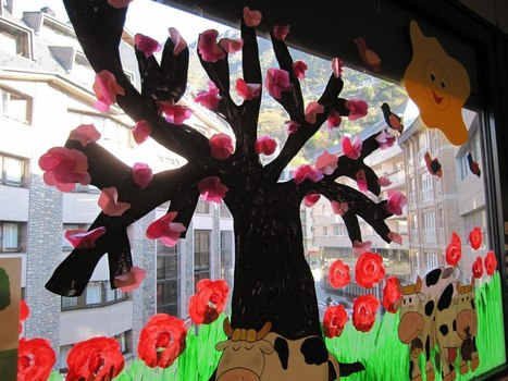 10 decoracions per gaudir de la primavera | Posts d'Educació i les TIC | Scoop.it