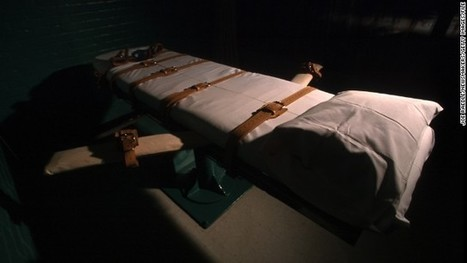 Death penalty states scramble for lethal injection drugs | CIRCLE OF HOPE | Scoop.it