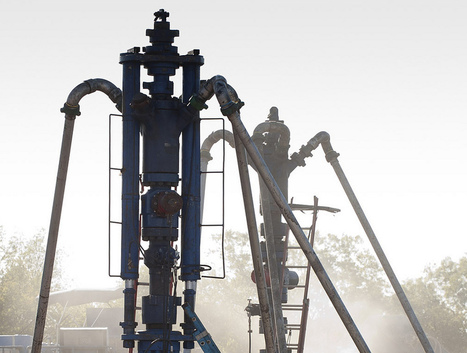 Cornish Company Geothermal Engineering Aiming To 'Recycle' Fracking Wells - CleanTechnica | An Electric World | Scoop.it