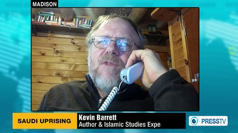 Saudi monarchy betraying the Muslim world: Kevin Barret - Press TV | The Indigenous Uprising of the British Isles | Scoop.it
