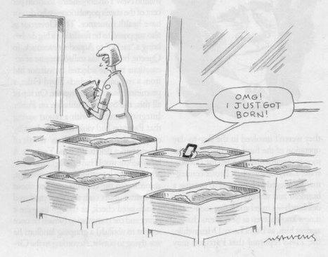 Digital Kids in Schools:Cartoons | 21st century school | Scoop.it