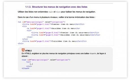 AcceDe Web et ses notices d'accessibilité | Ardesi - Accès public à Internet | Scoop.it