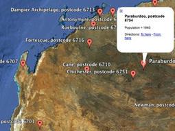 Mapcite's Location Intelligence Blog : Free data visualisation with Google Earth | Dataviz.nu | Scoop.it