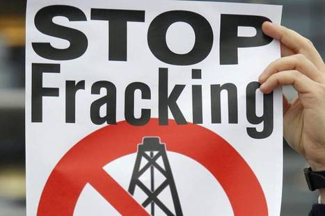 Anti-fracking campaigners deliver letter to No 10 calling for ban | The Indigenous Uprising of the British Isles | Scoop.it
