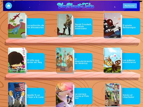 Blue Planet Tales, la aplicación que enseña historia en EEUU | apps educativas android | Scoop.it