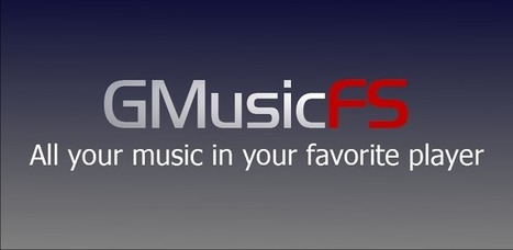 GMusicFS [root] - Applications Android sur Google Play | Android Apps | Scoop.it