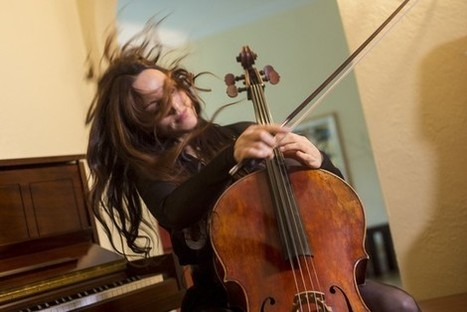 Cellist Maya Beiser Channels Kurt Cobain and Other Rockers in 'Uncovered' | Difficult to label | Scoop.it