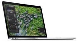 Pourquoi l'écran des MacBook est-il incliné à 70° dans les Apple Store ? | Apple World | Scoop.it