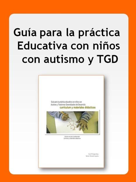 Guía para profesores de niños con autismo | pedagogía terapéutica | Scoop.it