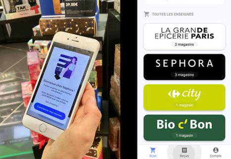Sephora Et Carrefour City Testent Lencaissemen