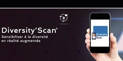 Diversity'Scan, 1ère application mobile pour sensibiliser aux #enjeux du #Handicap et de la #Diversité en entreprise | Handicap Infos | Le Zinc de Co | Scoop.it