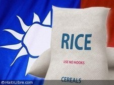 Haïti - Humanitaire : Don de 2400 tonnes de riz de Taïwan - Haitilibre.com | Génération en action | Scoop.it