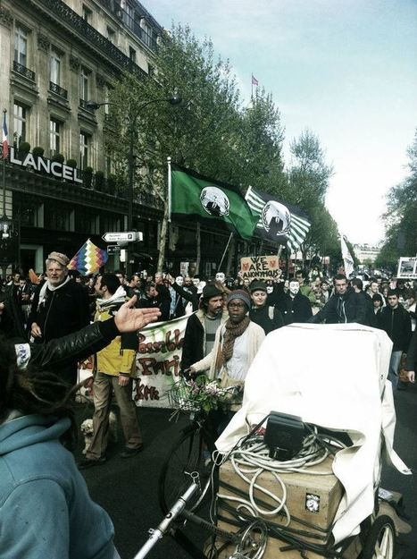 """Un peuple unis ne sera jamais vaincu""   #marchedesbanlieues -> #occupynnocents   Scoop.it"
