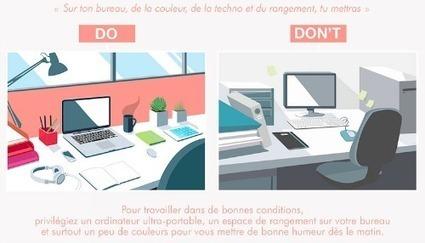 4 règles à connaître pour bien aménager sa start-up ou son espace de #coworking : télétravail, coworking et travail à distance | La Cantine Toulouse | Scoop.it
