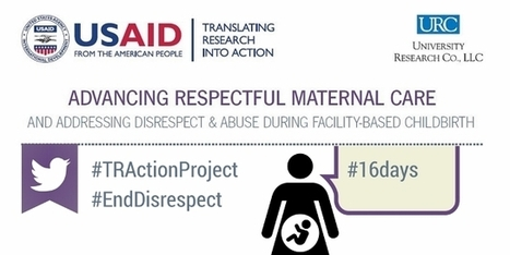 Addressing Gender-Based Violence in Maternal Care | Traction Project | Gender & Protection in East Africa | Scoop.it