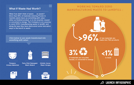 Interactive Infographic: What If Waste Had Worth? | Innovation on GOOD | Sizzlin' News | Scoop.it