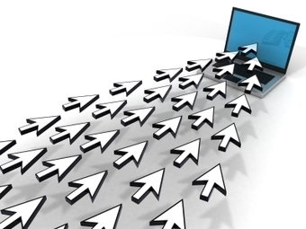 Top 4 ways to generate traffic to your site | Internet Marketing resources | Scoop.it