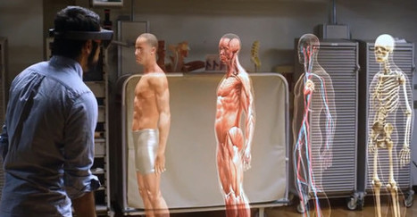 Future Doctors Could Be Taught With Holograms | lifestyle of the future | Scoop.it