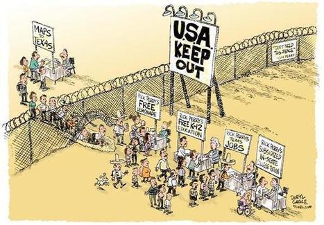 American Treatment of Immigrants Through Out the Ages | IELTS, ESP, EAP and CALL | Scoop.it