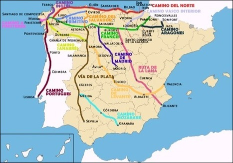 Camino de Santiago webquest | Jugando con la Historia | Scoop.it