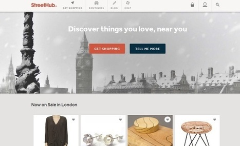 'Click and Collect' marketplace StreetHub secures $1.2 m in deal led by Index ... - Startups.co.uk | Ecommerce logistics and start-ups | Scoop.it