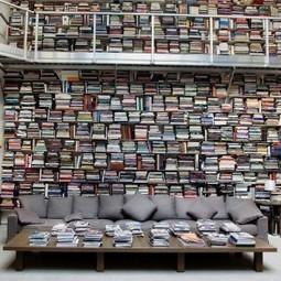 Οι ιδιωτικές βιβλιοθήκες των πλούσιων και διάσημων - Lifo | Information Science | Scoop.it