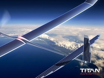 Giant solar plane could stay airborne for 5 years, replace some satellites | Science, Technology, Internet | Scoop.it