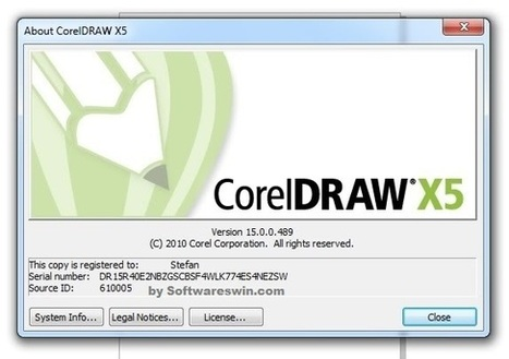 corel draw x5 crack full activation code latest update 2015