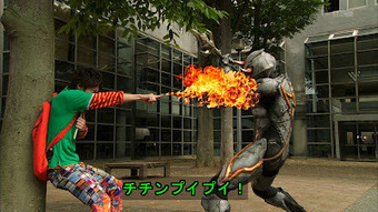 Kamen Rider Wizard Episode 02 SUB - JEFusion |