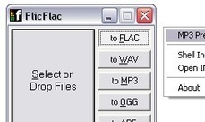 FlicFlac Audio Converter - Sector Seven | Technology Ideas | Scoop.it