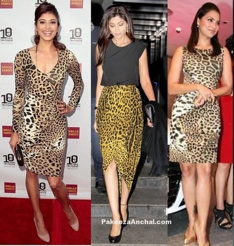 Bollywood Long Legged Actress in Animal Leopard Print Skirt, #ActressInSkirts, #AnimalPrintDresses, #BollywoodActress, #BollywoodDesignerDresses, #CelebrityDresses, #CelebrityShortSkirt, #DesignerW... | Indian Fashion Updates | Scoop.it