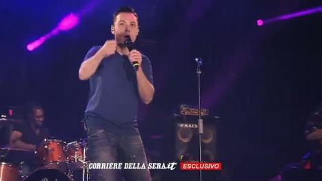 Tiziano Ferro: «Sere Nere» | JIMIPARADISE! | Scoop.it