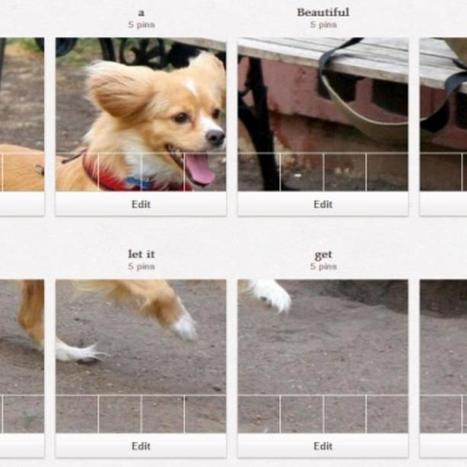 Pretty Your Pinterest With This New Photo Hack | Pinterest for Business | Scoop.it