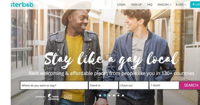 Misterb&b raises $8.5 million to build the Airbnb for the LGBTQ community