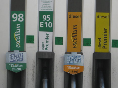 Action pour le climat: réduire la teneur en carbone des carburants destinés aux transports | Le flux d'Infogreen.lu | Scoop.it