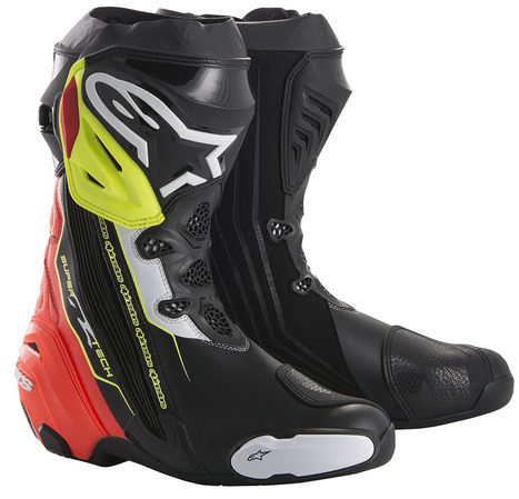 Alpinestars Supertech R boot | Motorcycle Rac