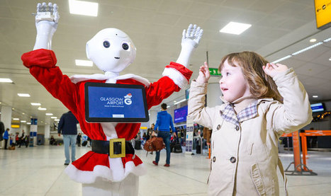 Glasgow Airport introduces GLAdys – the airport's first robot ambassador | Tourism Social Media | Scoop.it