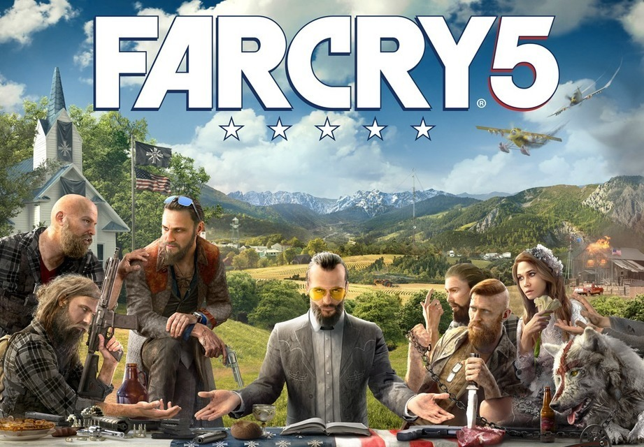 Far Cry 5 Game For Pc Free Download Relea