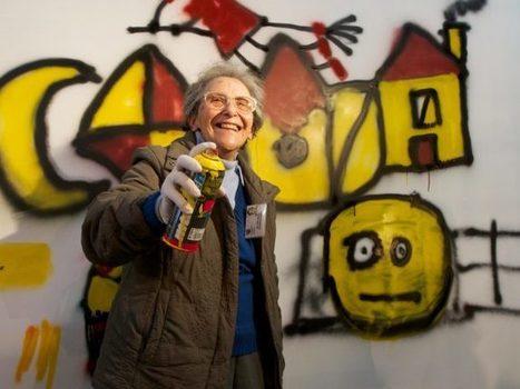 Lata 65: les papis et mamies portugais se mettent au street-art ! | Lumières de la Ville | Animer la ville | Scoop.it