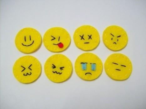 Smileys Emoticon Applique | ASCII Art | Scoop.it