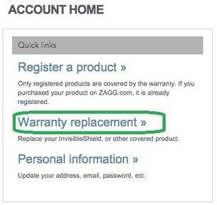 Zagg Com Register >> How Do I Make A Warranty Claim For My Invisible