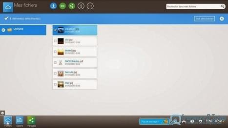 Ubikube : un DropBox à la française | Réfléchir le numérique | Scoop.it