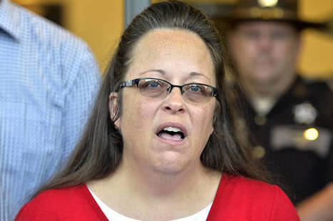 Christian fundamentalists' plot against the Constitution: What Kim Davis's newly unearthed emails reveal | Upsetment | Scoop.it